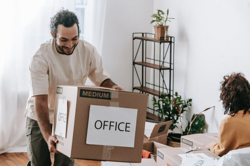 DIRECTIONS TO MANAGE A SUCCESSFUL OFFICE RELOCATION