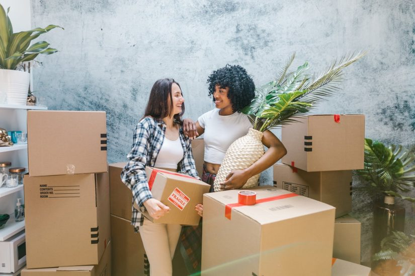 Tips When Moving Heavy Furniture Yourself
